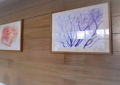 I am two – Exhibition at Priory Park Café, 2016